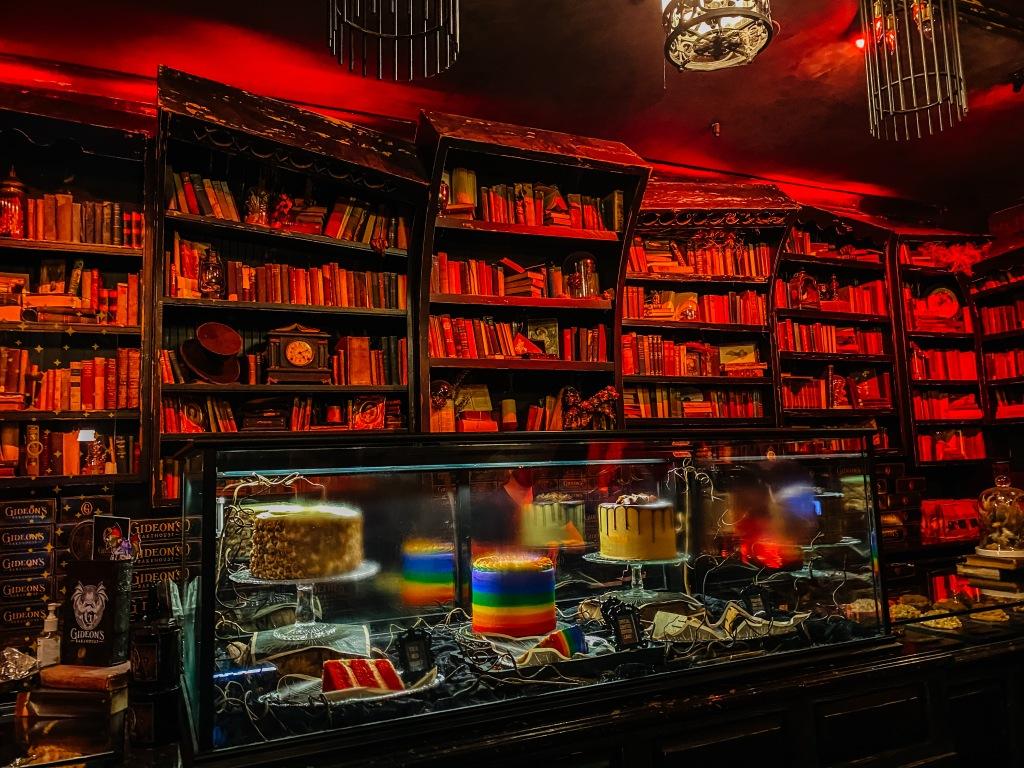 Gideon's Bakehouse Disney Springs interior